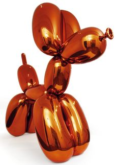 Art! An Orange Balloon Dog Sold for $58.4M So Here Are 10 Other Cool Jeff Koons Balloon Pieces. 14.11. 2013, NCO eCommerce, www.netkaup.is