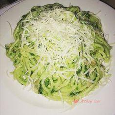 Spenótos spagetti - Otthon ízei