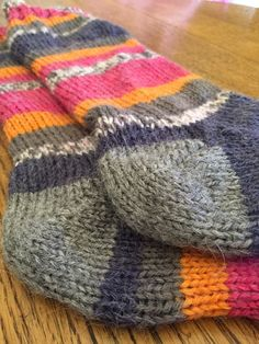 Excited to share this item from my shop: Worsted Toe Up Socks Pattern Knitted Socks Free Pattern, Knitting Patterns Free, Knit Patterns, Free Knitting, Baby Knitting, Ravelry Free Patterns, Crocheting Patterns, Knitting Designs, Knitting Projects