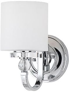 master bathroom 11 12 tall and 6 in width and projects - Chrome Bathroom Sconces