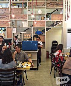New Restaurant Alert: Kafe Batwan by Sarsa at Rockwell, Makati Makati, Manila, Places To Eat, Philippines, Tourism, Restaurant, Urban, Adventure, Drink