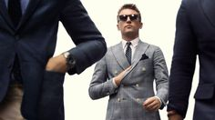 Moda masculina: Siete looks inspirados en el invierno de Lima