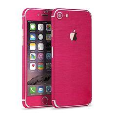 Apple iPhone 7 360° brushed Alu Style Folie rundum Schutz Glamour Sticker Shining Skin in pink von PhoneStar https://www.amazon.de/dp/B01LXPHPQ3/ref=cm_sw_r_pi_dp_x_9Qihyb45E10WW #allpink #pinkstar #phonestar #beaphonestar #lovely #smartphone #girldesign #lifegoals