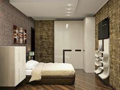 Спальня Pomona Divider, Bed, Room, Furniture, Home Decor, Homemade Home Decor, Decoration Home, Stream Bed, Home Furniture