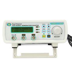 MHS-5200P  Digital Dual-channel DDS Signal Generator Arbitrary Waveform Generator #eetstuff #eet #waveformgenerator