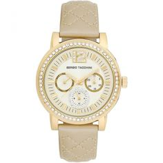 Ceasuri Dama - Sergio Tacchini Watches Sergio Tacchini, Chronograph, Watches, Leather, Essentials, Accessories, Women, Wristwatches, Clocks