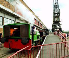 Steam Train  by Jasmine Kelly