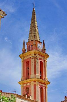 l'église Sainte-Marie Majeur - Calvi, Haute Corse, France