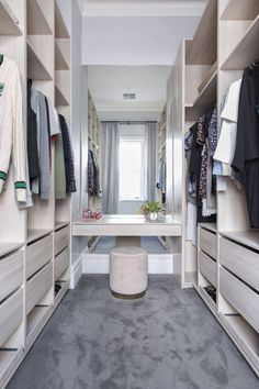 small closet ideas, Closet Designs, wardrobe design, walk-in closet ideas, dressing room ideas Wardrobe Design Bedroom, Master Bedroom Closet, Bedroom Wardrobe, Wardrobe Closet, Bedroom Closets, Bedroom Decor, Bedroom Furniture, Furniture Layout, Wardrobes For Bedrooms
