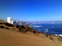 Dunas, Concón, V Región, Chile. (07 de Junio 2015) Chile, Ville Valo, I Want To Know, World, Beach, Water, Outdoor, Dune, Inspiring Art