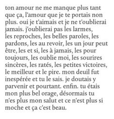 Fundamental cake for a straightforward cupcake and served for 12 individuals Essay and A Hard To Love, Sad Love, New Quotes, Love Quotes, French Language Lessons, Love Facts, Quote Citation, Quotes White, French Quotes