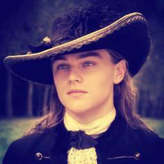 Léonardo DiCaprio ( L'Homme au Masque de Fer )