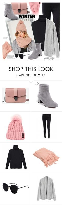 """""""Winter Essentials"""" by goreti ❤ liked on Polyvore"""