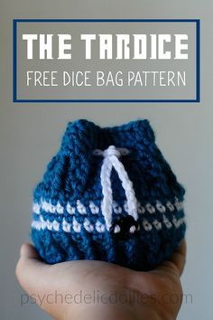 Free Dr Who Crochet