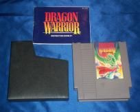 Dragon Warrior NES Game! With Manual and Sleeve! This is where the series started. Spawned some great RPG's