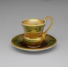 Чашка чаю. Девятнадцатый век - Ярмарка Мастеров - ручная работа, handmade