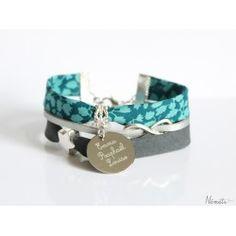 bracelet-liberty-glenjade-turquoise-gris-grave-personnalise