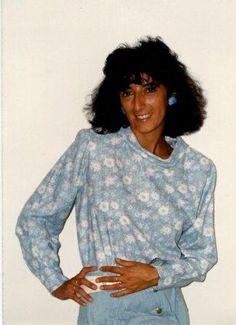 1985-La camicetta me l'ha confezionata la mamma su mio modello