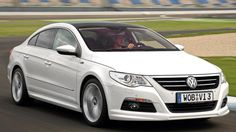 The Volkswagen CC, the car I'm getting next.