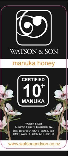 Manuka Honey Snap Packs. Convenient and easy to use, try it with your favourite coffee or alternatively with a herbal tea. The Manuka Snap Pak is a healthy alternative to sweeten your day!