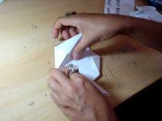 Origami da pomba do Divino