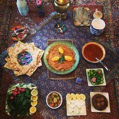 Iranian food / Abgoosht