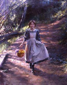 Shady Trail ~ by Morgan Wiestling