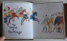 The Bayeux Tapestry - Battle of Hastings