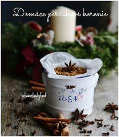 .. chute a vône mojej kuchyne...: Domáce perníkové korenie