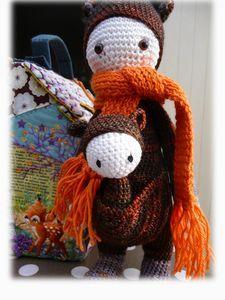 KIRA made by lolapinso / pattern by lalylala