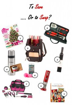Christmas swap gift ideas