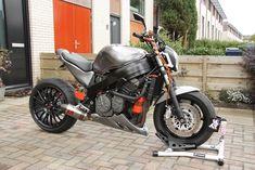 Dutch Design: Honda CBR 900RR van Locon Customs