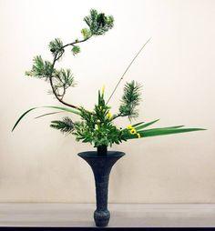 Allyson Chong Flower ❤ Ikebana ❤ Ikenobo