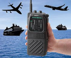Original Gift Company Omega Multiband Handheld Radio Reciever Capable of bringing in a wide range of frequencies, this sensitive multi-band radio receiver lets you listen to those used by ships, aircraft, the emergency services and more. (Barcode EAN=50533354534 http://www.MightGet.com/february-2017-2/original-gift-company-omega-multiband-handheld-radio-reciever.asp