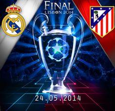 Uefa Champions League 2014 Lisbon Trophy