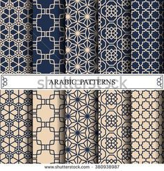 arabic vector pattern,pattern fills, web page background,surface royalty-free arabic vector patternpattern fills web page backgroundsurface stock vector art & more images of arabia Geometric Patterns, Islamic Patterns, Textures Patterns, Fabric Patterns, Print Patterns, Vector Pattern, Pattern Art, Free Pattern, Vektor Muster