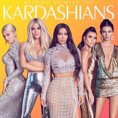 By now (almost) everyone know who Kim Kardashian, Khloé Kardashian, Kourtney Kardashian, Kendall Jenner, Kylie Jenner and even Kris Jenner a. Familia Kardashian, Estilo Kardashian, Kardashian Family, Kardashian Style, Kardashian Jenner, Kourtney Kardashian, Kardashian Girls, Kardashian Photos, Kim And Kylie