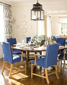 My Favorite Things: Round DiningTables - Interiors by Patti Blog - INTERIORS BY PATTI