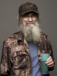 Si Robertson on faith and his philosophy of life