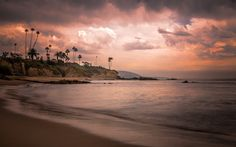 Google+ Surfing, Sunshine, California, Sky, Celestial, Sunset, Beach, Water, Photography