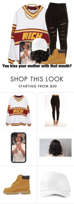 """""""."""" by taylorywomack ❤ liked on Polyvore featuring Joyrich, Timberland, Mother, Études and Susan Caplan Vintage"""