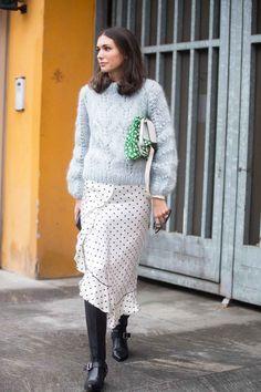 street style fashion week 2017 milan diletta bonaiuti