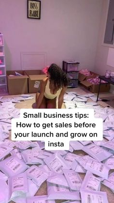 Best Small Business Ideas, Small Business Plan, Small Business Marketing, Business Launch, Ideas For Small Business, E Commerce Business, Successful Business Tips, Small Business Organization, Business Baby
