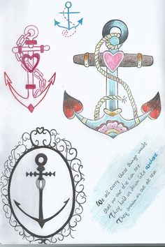 anchors..