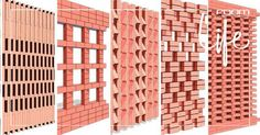 Interesting Find A Career In Architecture Ideas. Admirable Find A Career In Architecture Ideas. Brick Design, Facade Design, Brick Facade, Facade House, Brick Architecture, Architecture Details, Masonry Construction, Brick Projects, Brick Works