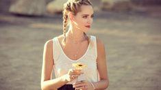 Idee per indossare gioielli Swarovski Amazon Prime Day, The Blonde Salad, Swarovski, Rapper, Louis Vuitton, Tank Tops, Dresses, Fashion, Biography