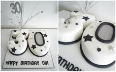 Creative 30th Birthday Cake Ideas - Crafty Morning