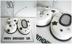 Creative 30th Birthday Cake Ideas - Crafty Morning