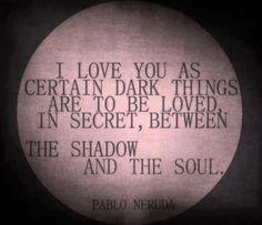 Shadows and souls