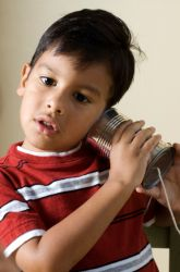 Article on how to identify Auditory learners and tips as to how they learn best and what tools can help.